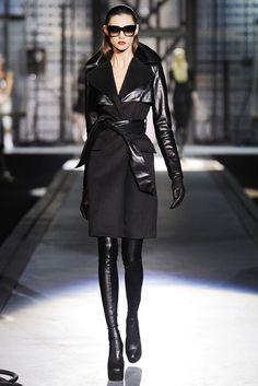 Dsquared2 Fall 2010 Ready-to-Wear Fashion Show - Ksenia Kahnovich