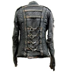 Checkout the great deal on Junker Designs BladeRunner Jacket's at Delicious Boutique & Corseterie