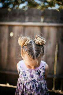 Terrific Gorgeous Hairstyles For Little Girls Stay At Home Mum Hair Hairstyle Inspiration Daily Dogsangcom