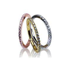 Rose Gold, Yellow Gold, or White Gold? Beautiful Mark Silverstein Wedding Bands at Arthur's Jewelers. #weddingbandweekend #march24-26 #arthursjewelers #beautiful #diamond #rings #minneapolis #minnesota