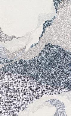 Drawing by Sabatina Leccia – Carpet Texture Textured Carpet, Patterned Carpet, Inspiration Art, Art Inspo, L Wallpaper, Graphic Wallpaper, Art Graphique, Oeuvre D'art, Textures Patterns