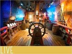 Things to do in Florida: St. Augustine Pirate and Treasure Museum