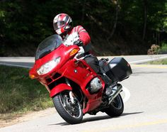 On my 2004 BMW R1150 RT on the Tail of the Dragon
