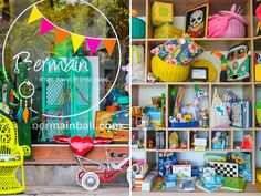 """Bali Best Shops. Every once in a while you discover """"that"""" store to add to the list. Bermain Bali stocks homewares, party supplies, and stuff for kids!"""