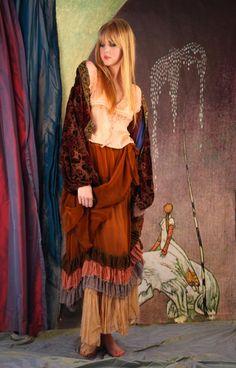 Gypsy Moon: Romantic Vintage Inspired Clothing, boho, hippy.
