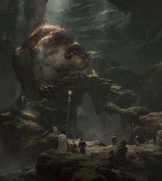 Symbaroum RPG ~ Amazing artwork, inspiring for scenery builders (Picture Heavy)…