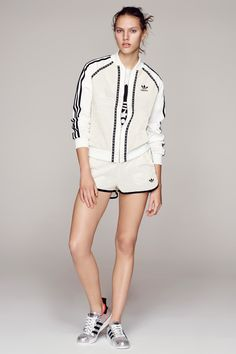 Topshop and Adidas launch collaboration - click through to see the collection