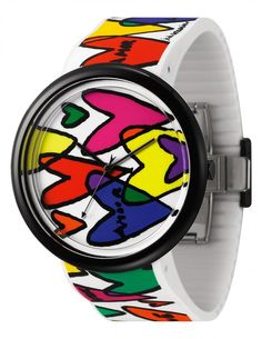 https://www.cityblis.com/2069/item/15367 | JC04-11 - $125 by odm | Famous French fashion designer Jean Charles de Castelbajac (JCDC) loves art and enjoys playing art design,sparkles the idea of drawing on the wrist!Using the timepiece dial as the canvas and the case mirror as frame, an art piece is ready on the wrist! JCDC x odm proudly presents the latest art ... | #Watches
