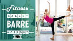 Ballet Barre Fitness workout