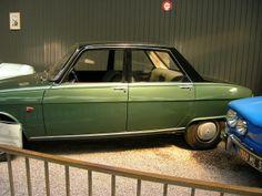 OG | 1965 Renault 16 Sedan | Prototype designed by Philippe Charbonneaux