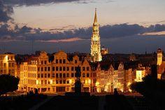 Place de l'Albertine, Brussels