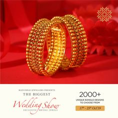 Gold Bangles Design, Gold Earrings Designs, Gold Jewellery Design, Gold Jewelry, Manubhai Jewellers, Yellow Kurti, Bridal Jewelry, Haldi Ceremony, Palazzo