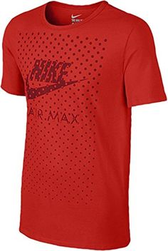 Nike Futura Swoosh Logo Air Max Dot Tone T-Shirt (Red, Me... https://www.amazon.com/dp/B01H9N0K00/ref=cm_sw_r_pi_dp_x_3oqiyb4NE1MMR