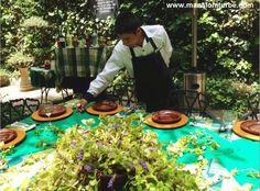 En nuestro Hotel en Pátzcuaro también puedes celebrar un evento especial en un ambiente intimo y con un entorno muy agradable en nuestro patio.