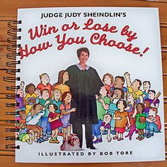 Judge Judy Journal! Get yours at www.barbaragracellc.com