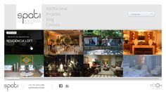 Spati Arquitetura e Design - Trabalhos - Zoom Agência Digital