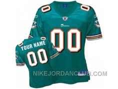 http://www.nikejordanclub.com/customized-miami-dolphins-jersey-women-team-color-football-77jbp.html CUSTOMIZED MIAMI DOLPHINS JERSEY WOMEN TEAM COLOR FOOTBALL 77JBP Only $60.00 , Free Shipping!