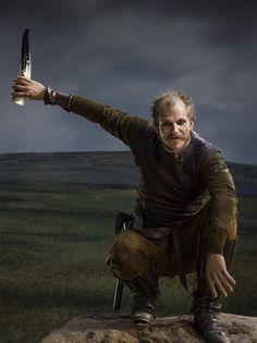 Vikings | Floki | HQ image, great tv, beard, hands, powerful face, intense eyes, strong, great guy, portrait