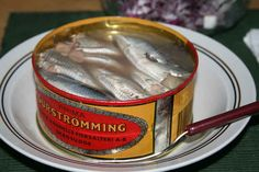 "Surströmming – ""It's Swedish, it's fish-related, it's not to be trusted."""