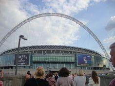 Take That at Wembley