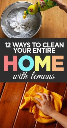 Lemons, Things to Do With Hacks, Cleaning Tips and Home, Lemons Homemade Cleaning Products, Cleaning Recipes, Cleaning Hacks, Oven Cleaning, House Cleaning Tips, Spring Cleaning, Weekly Cleaning, Arm And Hammer Super Washing Soda, Clean Kitchen Cabinets