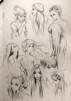 Sketches by Nessa