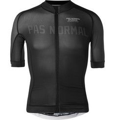 Pas Normal Studios Race-Fit Zip-Up Cycling Jersey