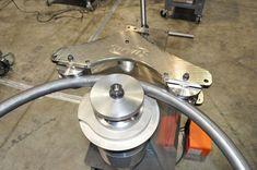 Image result for homemade metal bending machine