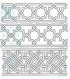 . Islamic Art Pattern, Arabic Pattern, Geometry Pattern, Pattern Art, Pattern Design, Arabic Design, Arabic Art, Geometric Designs, Geometric Shapes