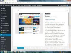 Criando website parte 5. Template TECGLOBO.COM