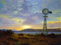 Kenneth Wyatt Western Art