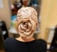 10 Most Popular Hair Bun Pictures   Ayesha Blog