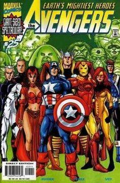 Avengers By Kurt Busiek & George Perez Omnibus Vol 2 HC - Midtown Comics Avengers Comics, Avengers Earth's Mightiest Heroes, Avengers Age, Marvel Comic Character, Marvel Comic Books, Comic Books Art, Comic Book Artists, Comic Book Characters, Comic Artist