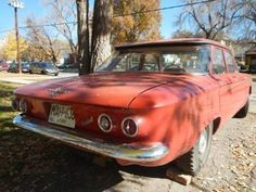 Sixty tree Corvair