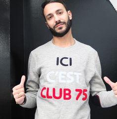 CLUB 75 x BWGH