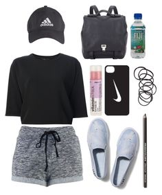 """""""no negative thoughts for today"""" by deandelaina on Polyvore featuring Theyskens' Theory, Keds, NIKE, Proenza Schouler and H&M"""