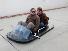 DIY Hoverboard - it doesn't go that fast, but it's a real hoverboard! http://tinyurl.com/m9qsqym