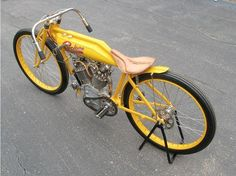 1915 Cyclone four-valve https://newatlas.com/top100-worlds-most-expensive-motorcycles/31958/