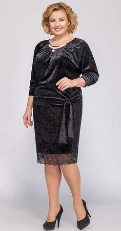 Полная модница Modest Dresses, Plus Size Dresses, Plus Size Outfits, Casual Dresses, Dresses With Sleeves, African Fashion Dresses, African Dress, Mom Dress, 1930s Fashion