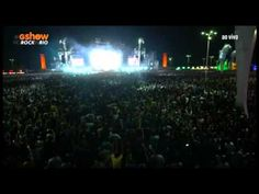 Queen & Adam Lambert -  Bohemian Rhapsody -  Rock In Rio 2015 HD