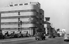 Yesterday's Print — Coulter's Department Store, Wilshire Boulevard,...