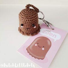 Kawaii Crochet, Crochet Food, Diy Crochet, Crochet Baby, Giraffe Crochet, Crochet Animals, Diy Haken, Knitting Patterns, Crochet Patterns