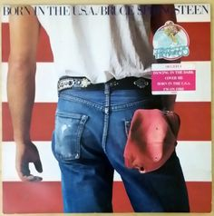 Bruce Springsteen - Born in the USA | Cadeau van San - Jul 2015 |