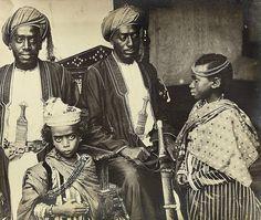 Zanzibar - Swahili Confederacy