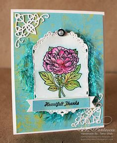 Paper Fantasee - The Craft Blog: JustRite Challenge#122