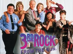 3rd Rock from the Sun: The Complete Series: The month's best nostalgia trip: the minor classic sitcom about aliens posing as humans that saw Joseph Gordon-Levitt grow from boy to man and featured one of John Lithgow's most beloved roles.