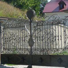 kovaná brána  / mansion gate/ by kovacstvo loksik