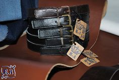 Standard belt accessory blwck or brown fits by ResinAristocracy