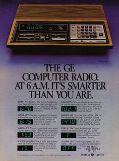 Vintage Ad #1,467: My Computer Radio Is Smarter Than Me!   Flickr - Photo Sharing!
