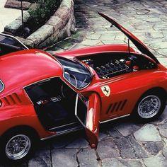1965 Ferrari 275 GTB/C Competizione Speciale   Gran Turismo Berlinetta   Grand Touring Sports Coupe   Competition Special   3.2L Tipo 213 V12 300hp   Top Speed 257 kph 160 mph   1966 24 Hours of Le Mans Class Winner